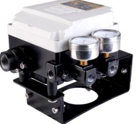 Pneumatic positioner provider regent valves india